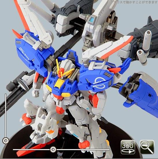 GUNDAM GUY: P-Bandai Online Hobby Shop Exclusive: FW Gundam STANDart