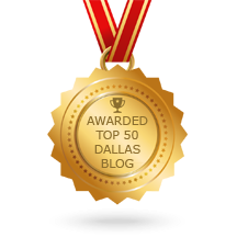 Recognized as one of Dallas' Top Blogs