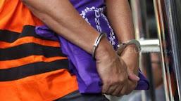 Petugas Oprasi Pekat Nala II Amankan Terduga Mucikari di Bengkulu