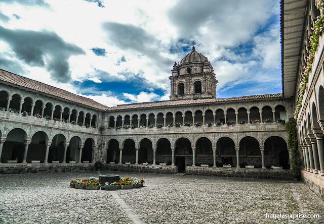 Convento de São Domingos/Templo do Sol, Cusco, Peru