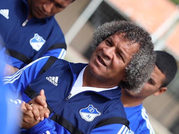 Arrancó la era de Alberto Gamero en Millonarios, con un ex DEPORTES TOLIMA en la mira