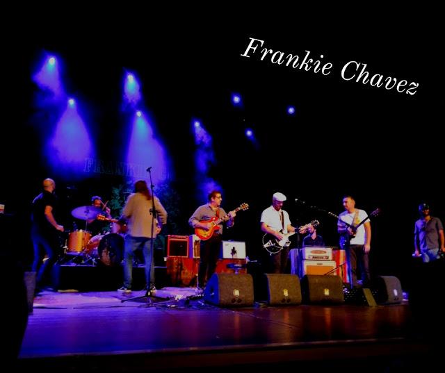 Frankie Chavez: Com Tudo e sem faltar Nada no Trindade