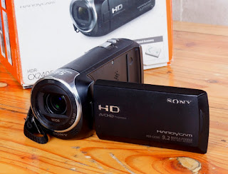 Jual Sony CX240e handycam Bekas