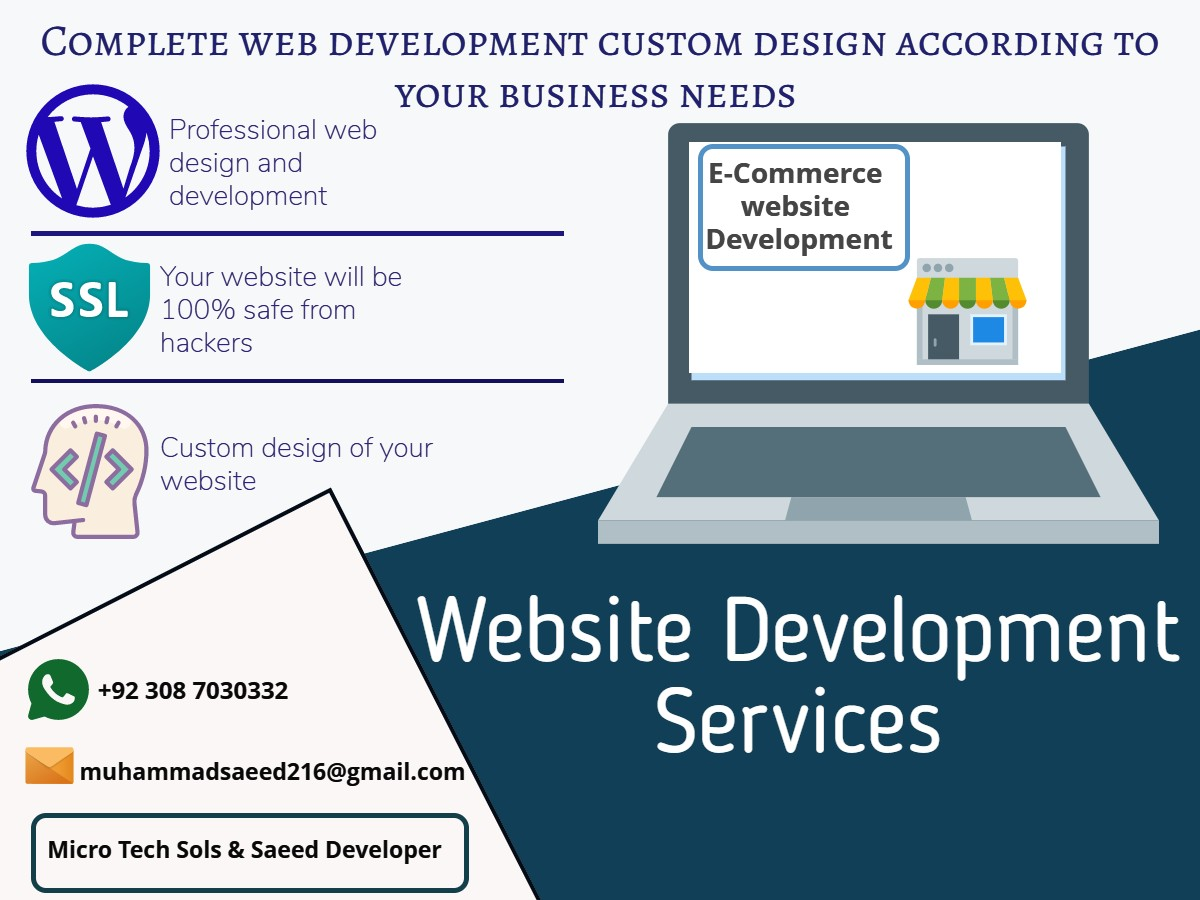 Website Development Services