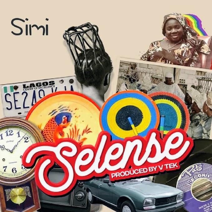 New Music:-Simi No selense-(prod by V tek)