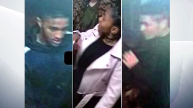 WHITE RACIST ATTACK TURNS OUT TO BE BLACK RACIST ATTACK