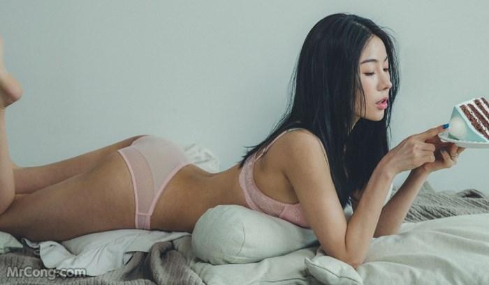 Image An-Seo-Rin-Hot-Thang-4-2017-MrCong.com-016 in post Người đẹp An Seo Rin trong bộ ảnh nội y, bikini tháng 4/2017 (349 ảnh)