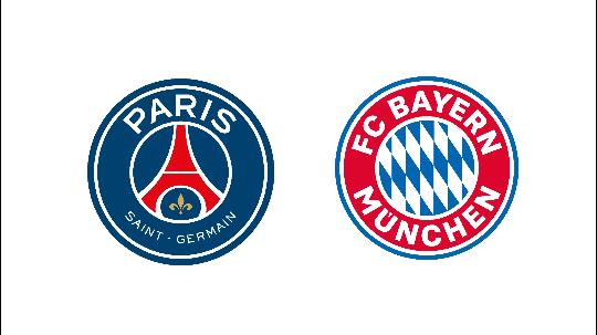 موعد مباراة بايرن ميونخ و باريس سان جيرمان - ذهاب دوري أبطال أوروبا