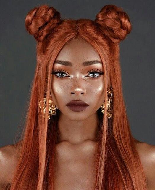 Cada penteado tem um estilo diferente que pode ser feito em cabelos lisos, cacheados, ondulados ou até mesmo os cabelos pretos, loiros, ruivos e os que tem luzes também. Todo penteado pode ser adaptado para cada tipo e tamanho de cabelo.