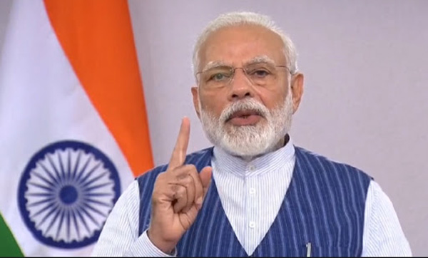 Mahabharata war lasted 18 days, this war against coronavirus will take 21 days: PM Modi, New Delhi, News, Prime Minister, Narendra Modi, Doctor, Nurse, Health, Health & Fitness, National