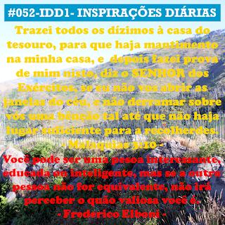 052-IDD1- Ideia do Dia 1