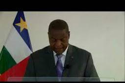 Inilah Pidato Presiden Afrika Tengah, Faustin Archange Touadera di Debat Umum PBB ke 75