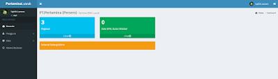 Sistem Informasi BBM Pertamina Berbasis WEB PHP