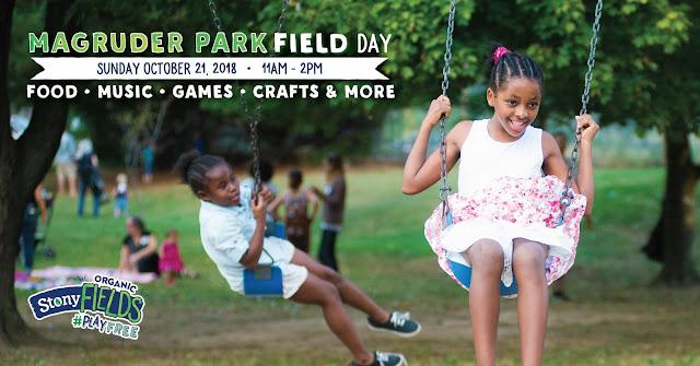 StonyFIELDS Hyattsville Magruder Park