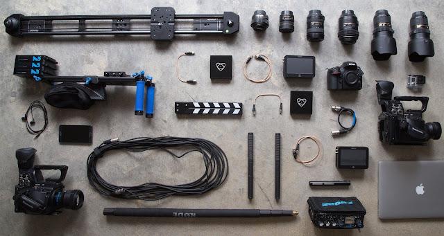 Komponen Kamera DIgital
