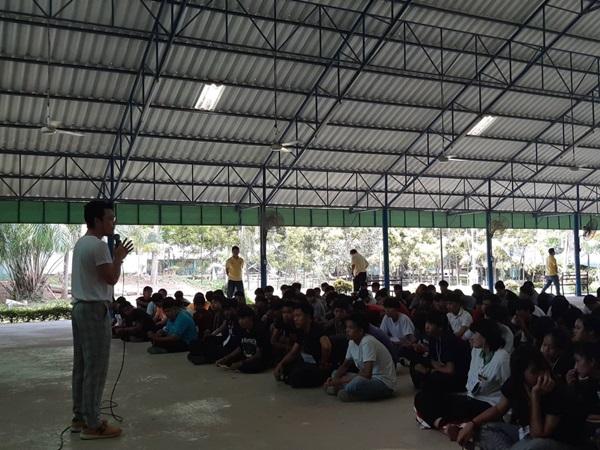 บรรยายพิเศษ ณ วิทยาลัยเทคนิคปทุมธานี