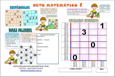 retos matemáticos, problemas matemáticos, acertijos, problemas de ingenio, desafíos matemáticos