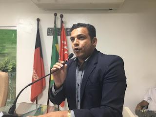 Tiago pede à Secretaria de Saúde campanha de prevenção contra o sarampo