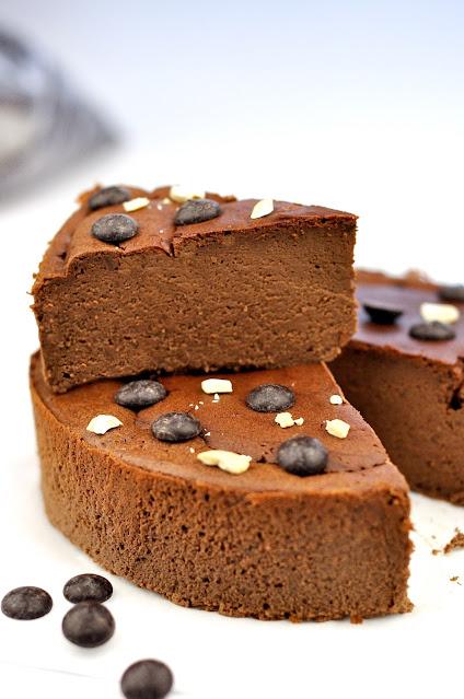 Tarta de Chocolate Saludable