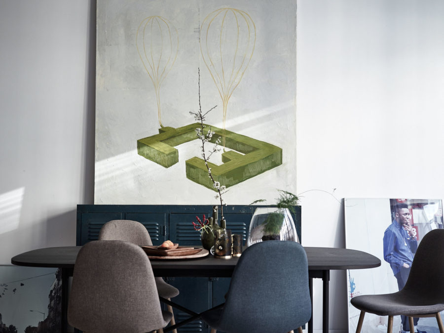 Decordemon A Modern Swedish Apartment With Industrial Style