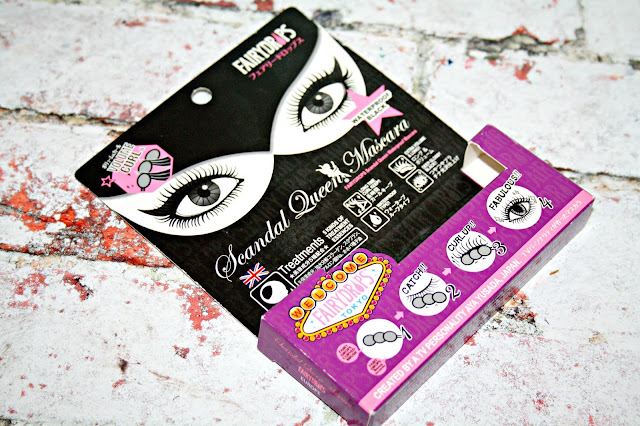 Fairydrops Scandal Queen Waterproof Mascara Review