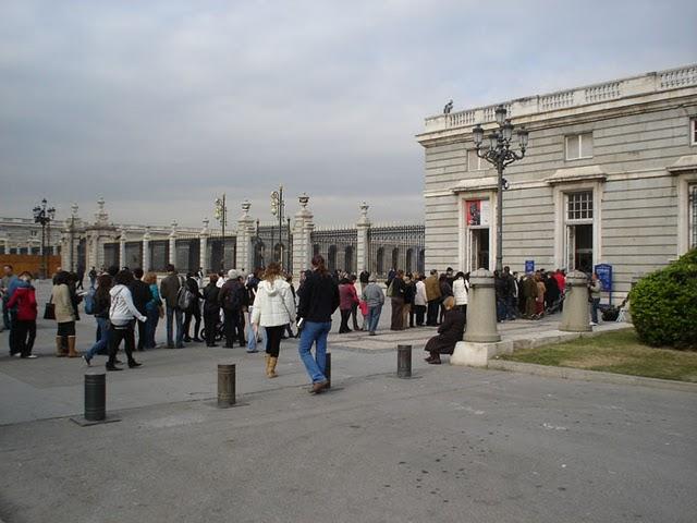 Reales sitios y museos. Acceso gratuito a la oferta cultural de Madrid para los jóvenes peregrinos