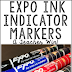 EXPO Dry Erase Markers with Ink Indicator: A Teacher Win!