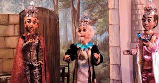 Retablo de Navidad en las Marionetas de Jaime Manzur