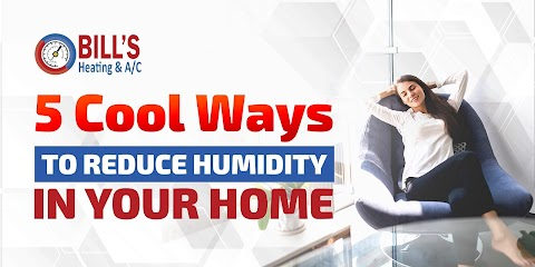 5 Cool Ways to Reduce Humidity in Your Home