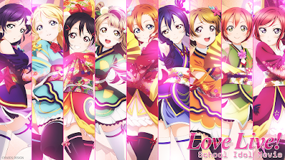 Love Live! The School Idol Movie Subtitle Indonesia BD