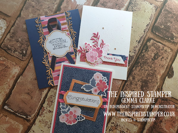 Stampin'Up! Everything Is Rosy!