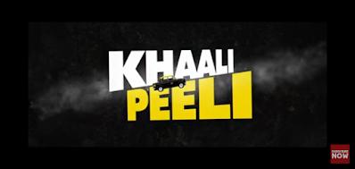 Khali pili movie download Tamilroker Download HD 720