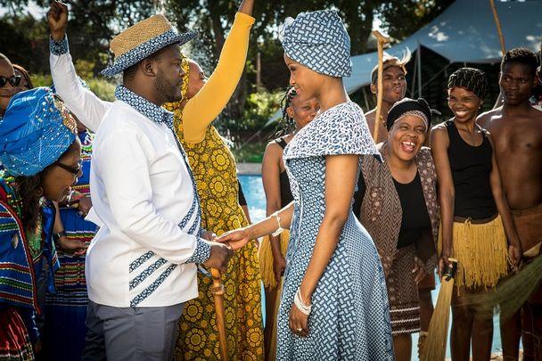 30 Photos Lerato And Sechaba Traditional Sotho Tswana
