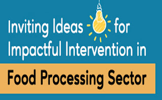 Ideas for food processing sector