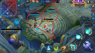 afk mobile legends