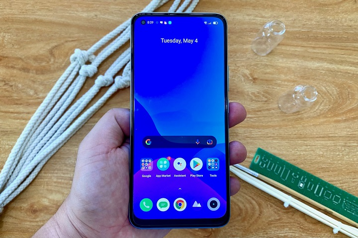 realme 8 Pro Unboxing, hands-on