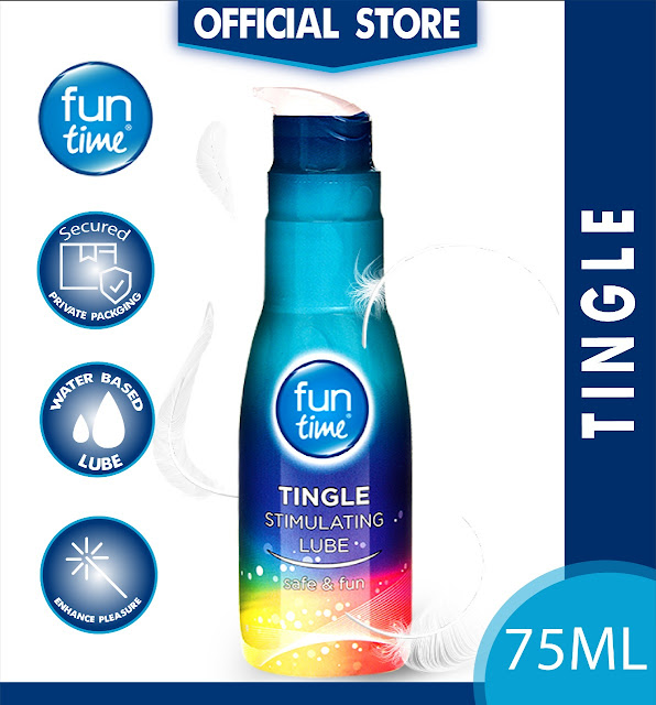 Buy Play Time Tingle Stimulating Lube 75ml Online in Pakistan