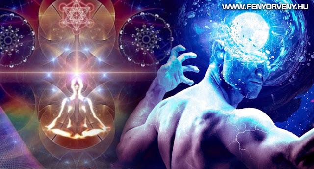 A tudatosság magasabb dimenziói