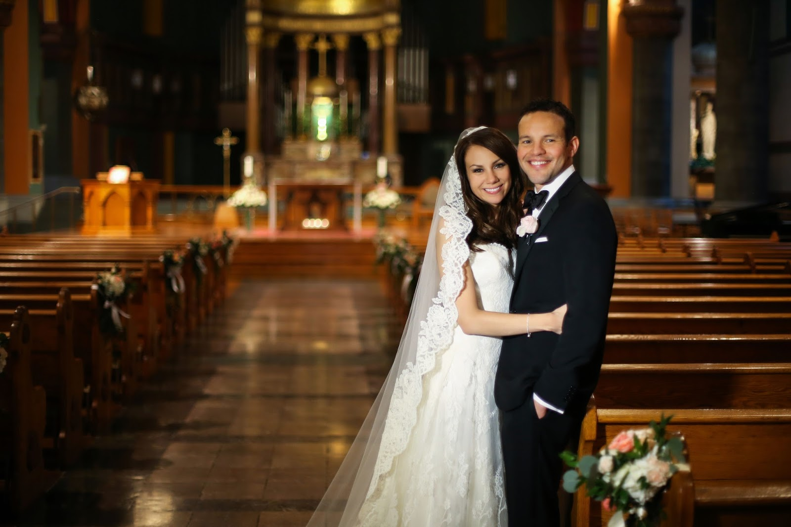 In A Catholic Wedding Program The Bride And Groom Cannot Be Indicating To Guests What Is Hening Every Moment Of That Why It