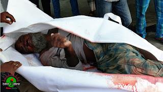 কুয়াকাটা সৈকতে এক ছাতা ব্যাবসায়ীকে হত্যা  ইমন আল আহসান,কলাপাড়া (পটুয়াখালী)