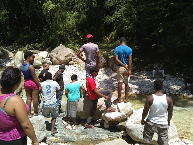 BAHORUCO: Un joven muere ahogado en el Rio Los Guineos