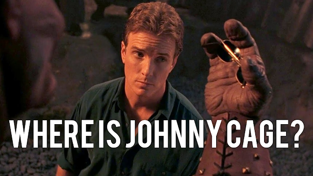 Mortal Kombat Movie Trailer 2021 BUT Where Is JOHNNY CAGE?