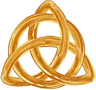 Although that word Trinity is not in the Bible, the teaching is clearly present from the beginning.