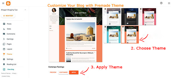 How to Start a Free Blog on Blogspot Image 10