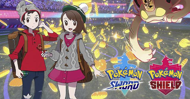 Pokémon Sword/Shield (Switch): Como conseguir dinheiro rápido e fácil