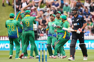 New Zealand vs Pakistan 1st ODI 2016 Highlights