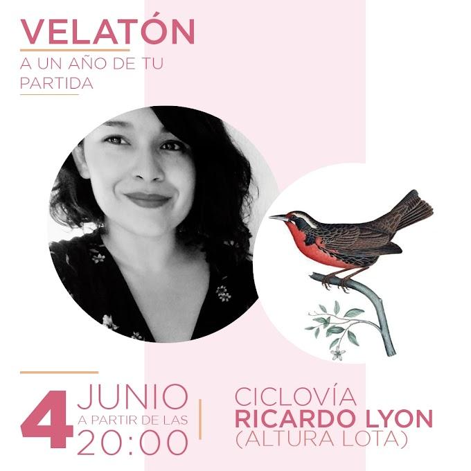 Velatón - A un año de su partida - María Ignacia Romero Omeñaca