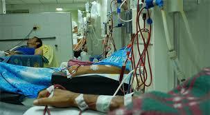 VENEZUELA: Pacientes renales en Venezuela temen perder la vida en colas por gasolina.