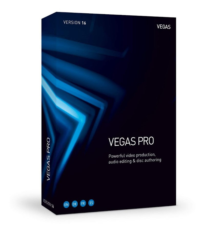 Vegas Pro 16 Crack e Serial Download Grátis