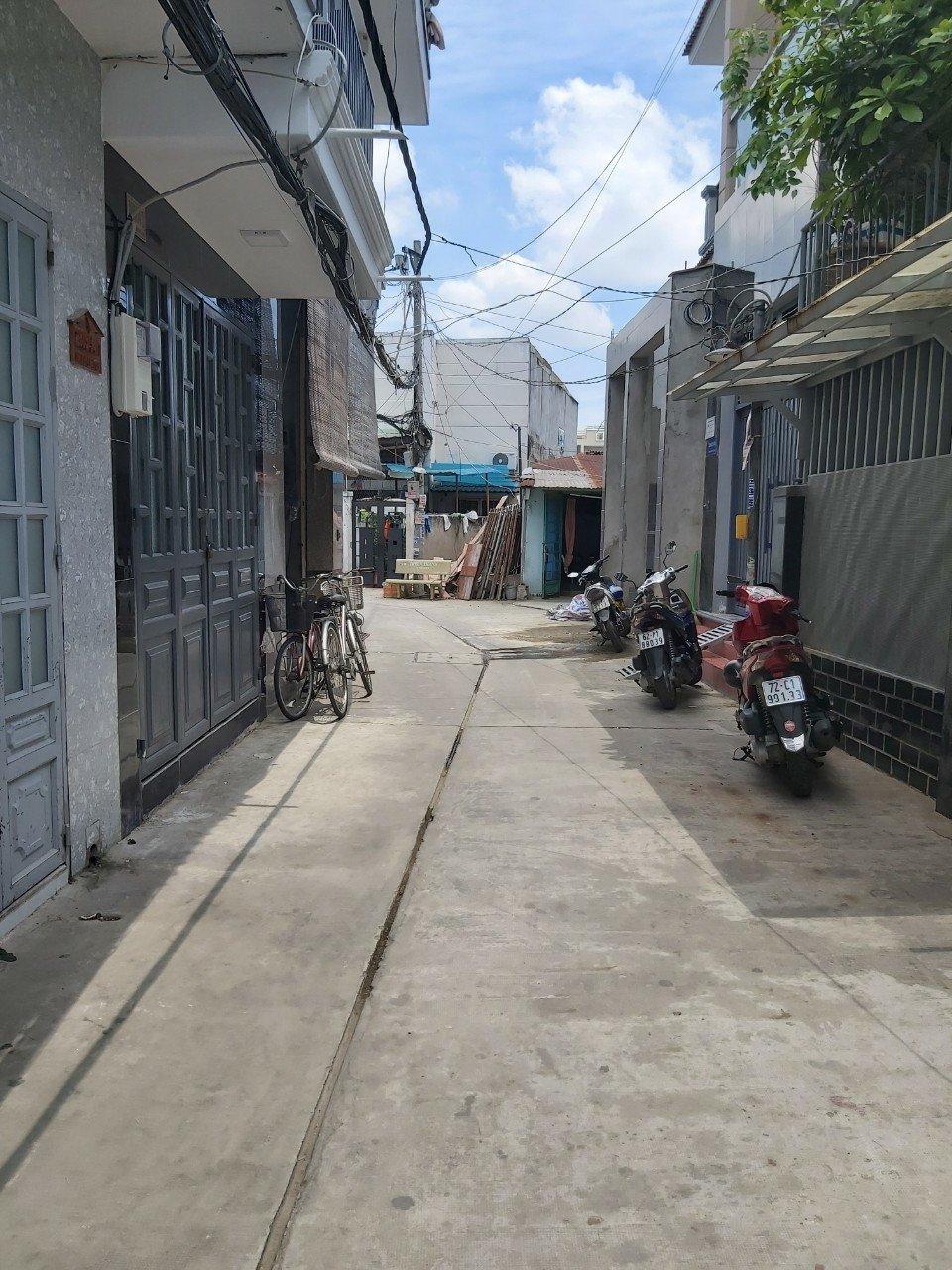 Bán nhà đường Phạm Thế Hiển phường 7 Quận 8 dưới 2 tỷ sổ hồng riêng mới nhất 2021